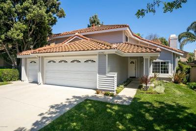 Moorpark Single Family Home For Sale: 12202 Willow Hill Drive