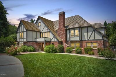 Westlake Village Condo/Townhouse For Sale: 239 Via Colinas
