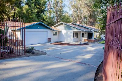 Canyon Country Single Family Home For Sale: 27945 Magic Mountain Lane