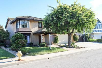 Moorpark Single Family Home For Sale: 11534 Wildflower Court