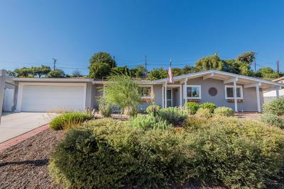 Thousand Oaks Single Family Home For Sale: 177 Galsworthy Street