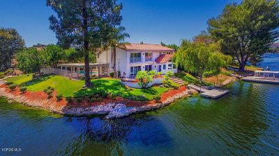 Westlake Village Single Family Home For Sale: 3828 Charthouse Circle