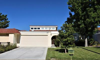 Westlake Village Condo/Townhouse For Sale: 3452 Twin Lake Ridge