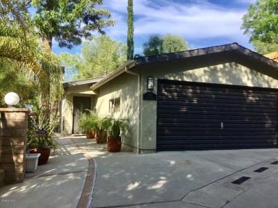 Tarzana Rental For Rent: 4760 Corbin Avenue