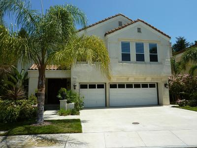 Moorpark Single Family Home For Sale: 11721 Pinedale Road