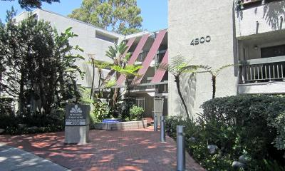 Culver City Condo/Townhouse For Sale: 4900 Overland Avenue #270