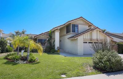 Moorpark Single Family Home For Sale: 4608 Pepper Mill Street