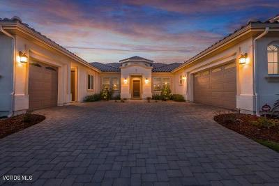 Moorpark Single Family Home For Sale: 7367 Nicklaus Road