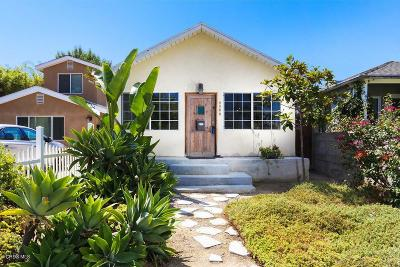 Burbank Single Family Home For Sale: 4308 West Chandler Boulevard