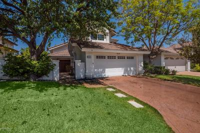 Simi Valley CA Single Family Home For Sale: $639,900