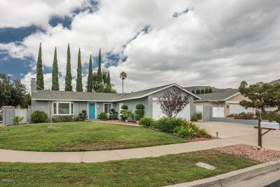 Simi Valley CA Single Family Home For Sale: $494,900
