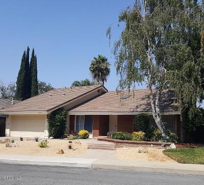 Westlake Village Single Family Home For Sale: 3049 East Sierra Drive