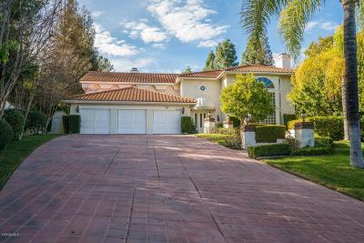 Agoura Hills Single Family Home For Sale: 29429 Cresthaven Court