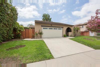 Thousand Oaks Single Family Home For Sale: 2154 Flintridge Court