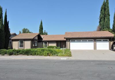 Thousand Oaks Single Family Home For Sale: 3257 Spring Meadow Avenue