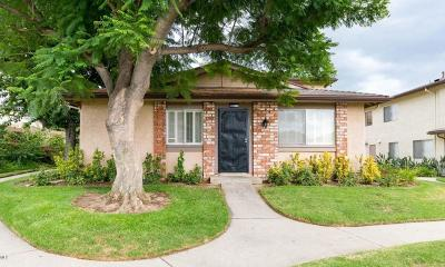 Simi Valley CA Condo/Townhouse For Sale: $289,950