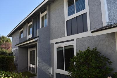 Moorpark Condo/Townhouse For Sale: 561 Spring Road #42