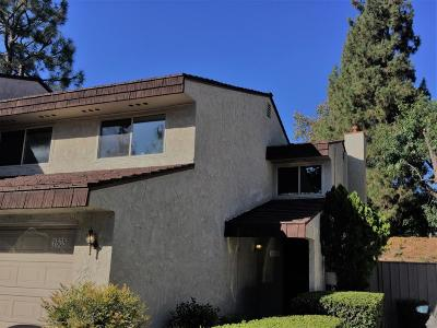 Thousand Oaks Condo/Townhouse For Sale: 1505 Torrey Pine Court