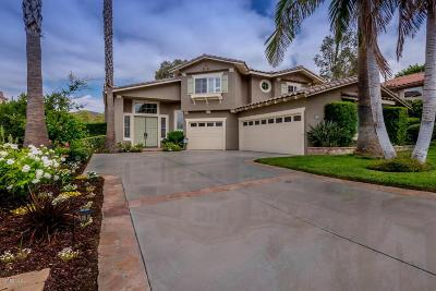 Thousand Oaks Single Family Home For Sale: 2733 Rocky Point Court