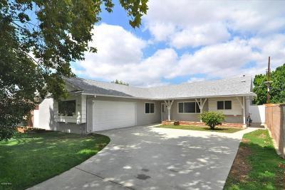 Chatsworth Single Family Home For Sale: 10461 Eton Avenue