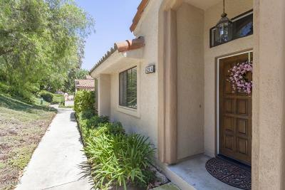 Simi Valley CA Condo/Townhouse For Sale: $425,000