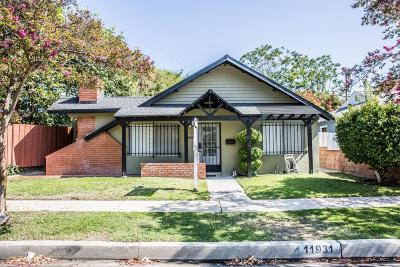 Valley Village Single Family Home For Sale: 11931 Tiara Street