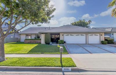 Simi Valley Single Family Home For Sale: 3061 Anchorage Avenue