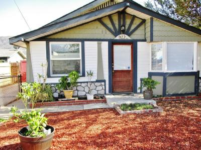 Single Family Home For Sale: 912 Yale Street