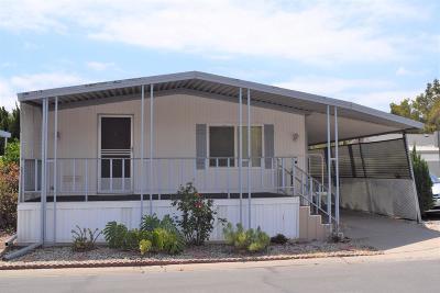 Mobile Home For Sale: 1150 Ventura Boulevard #43
