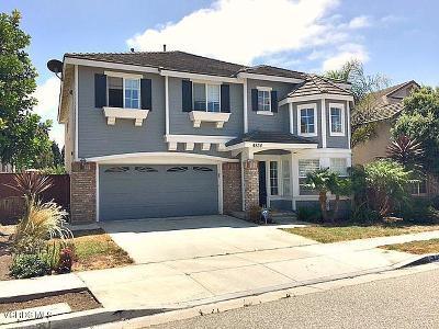 Single Family Home For Sale: 4834 Templeton Street