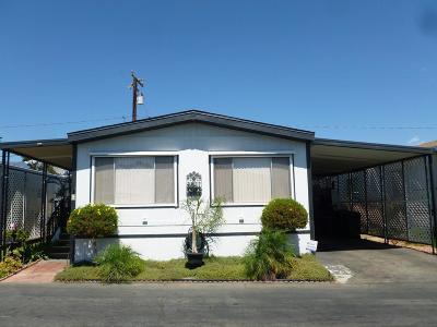 Mobile Home For Sale: 720 West Santa Maria West #6