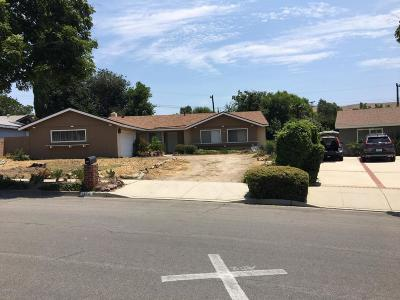 Simi Valley Single Family Home For Sale: 1464 Church Street