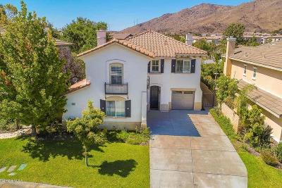 Thousand Oaks Single Family Home For Sale: 4683 Calle Norte
