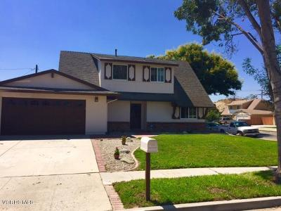 Simi Valley CA Single Family Home For Sale: $525,000