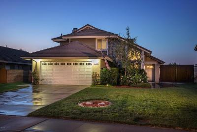 Moorpark Single Family Home For Sale: 13157 View Mesa Street