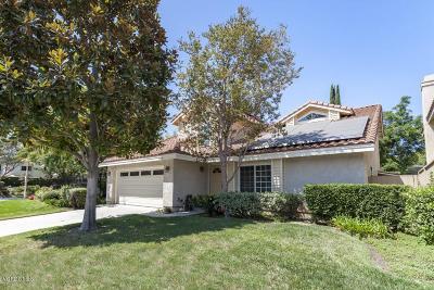 Moorpark Single Family Home For Sale: 12639 Deermeadow Street