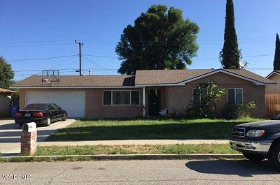 Simi Valley Single Family Home For Sale: 4235 Florence Street