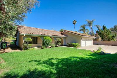 Simi Valley Single Family Home For Sale: 951 Oakmont Court