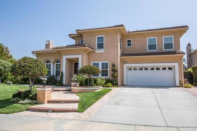 Moorpark Single Family Home For Sale: 14234 Oneida Court