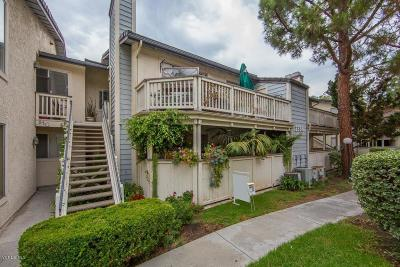 Thousand Oaks Condo/Townhouse For Sale: 2394 Pleasant Way #E