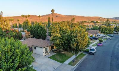Simi Valley Single Family Home For Sale: 1468 Moreno Drive