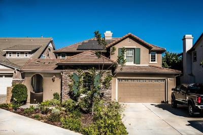 Simi Valley Single Family Home For Sale: 3492 Countrywalk Court
