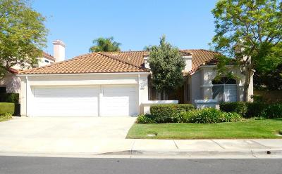 Moorpark Single Family Home For Sale: 4168 Misty Hollow Court