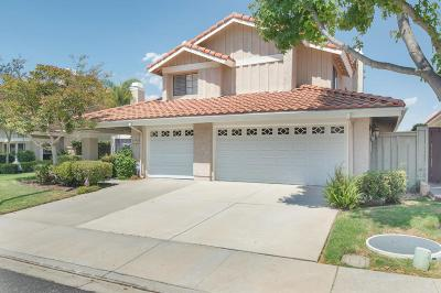 Moorpark Single Family Home For Sale: 12753 Summer Street