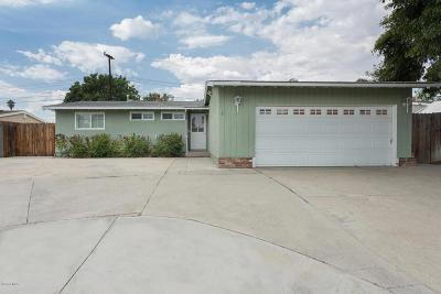 Simi Valley Single Family Home For Sale: 1051 Royal Avenue