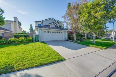 Moorpark Single Family Home For Sale: 12562 Sunnyglen Drive