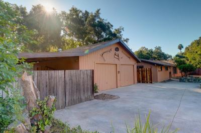 Ojai Single Family Home For Sale: 234 North La Luna Avenue