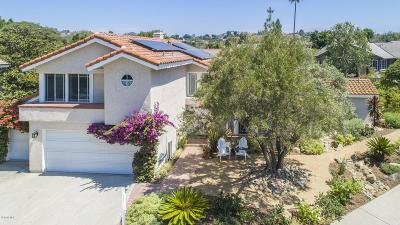 Thousand Oaks Single Family Home For Sale: 115 Windsong Street