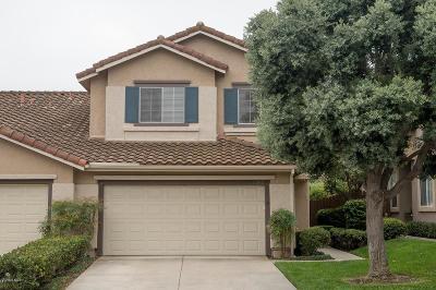 Camarillo Single Family Home For Sale: 5282 Paseo Ricoso