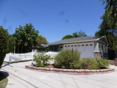Woodland Hills Single Family Home For Sale: 23635 Hatteras Street